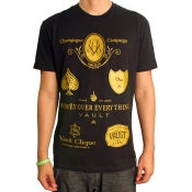 Image of Champagne Campaign (Black/Gold)