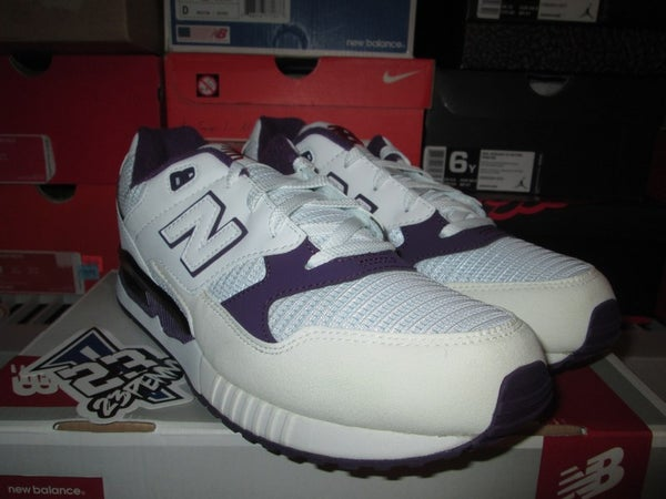 """New Balance 530 """"White/Purple"""" - FAMPRICE.COM by 23PENNY"""