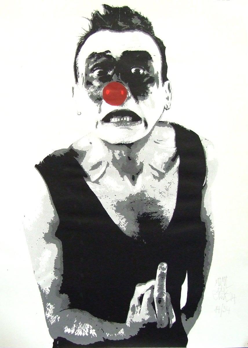 Fuck You Clown 51