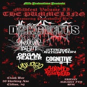 Image of MILDFEST featuring DYING FETUS !! Friday August 7th !!