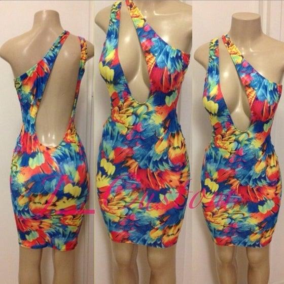 Image of The Maui Cut Out Dress