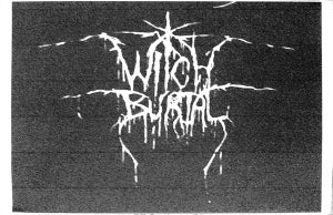 Image of WITCH BURIAL - Demo 2015 CS