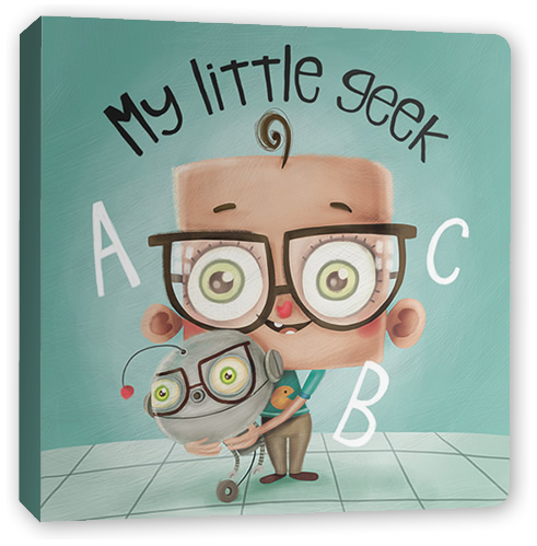 Image of My Little Geek ABC