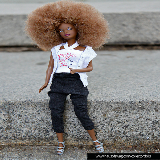 Image of Note To Self: Stay Trill Fashion Doll