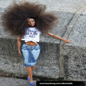 Image of Big Hair Don't Care II Fashion Doll