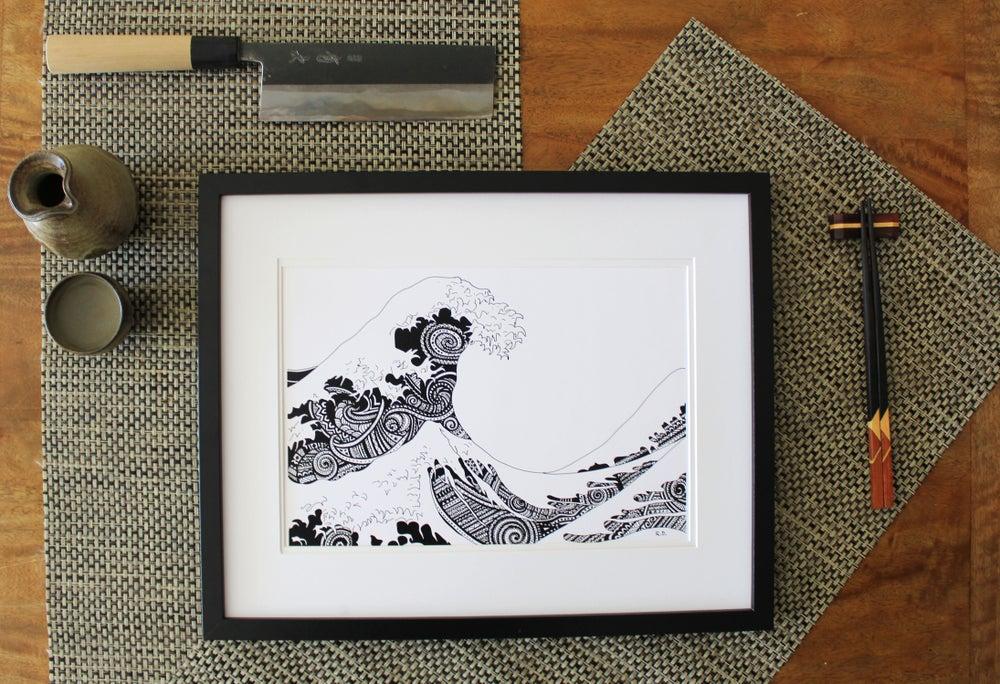 Image of Japanese Wave