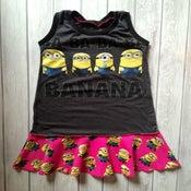 Image of Minion dress, size 5/6