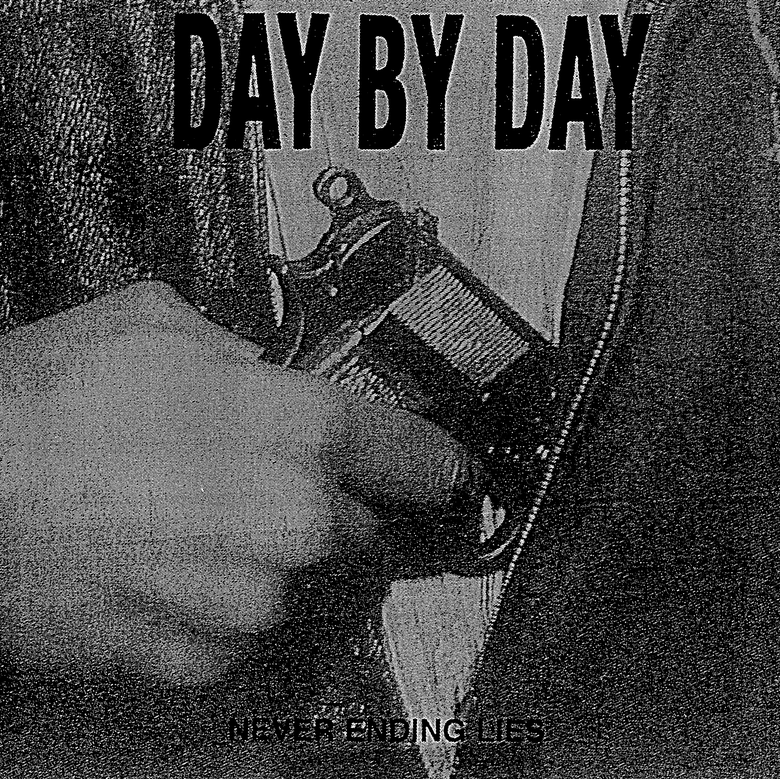 "Image of DAY BY DAY - Never Ending Lies 12"" EP"