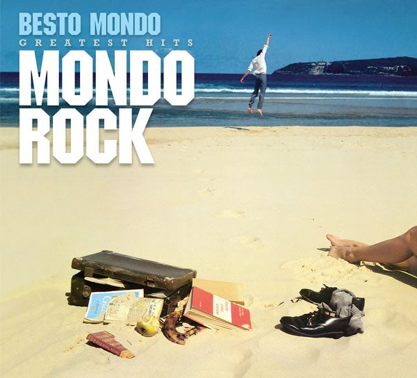 Image of Mondo Rock Besto Mondo (CD)