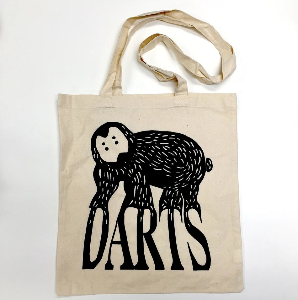 Image of Darts Monster Tote