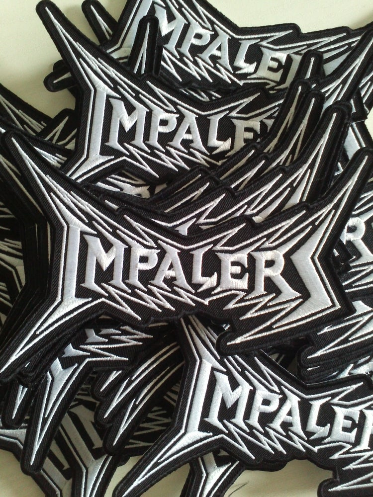 Image of Embroidered Logo Patch