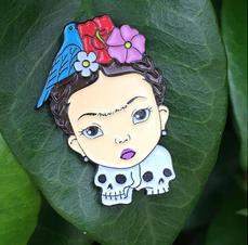 Image of Saint Frida MUERTE