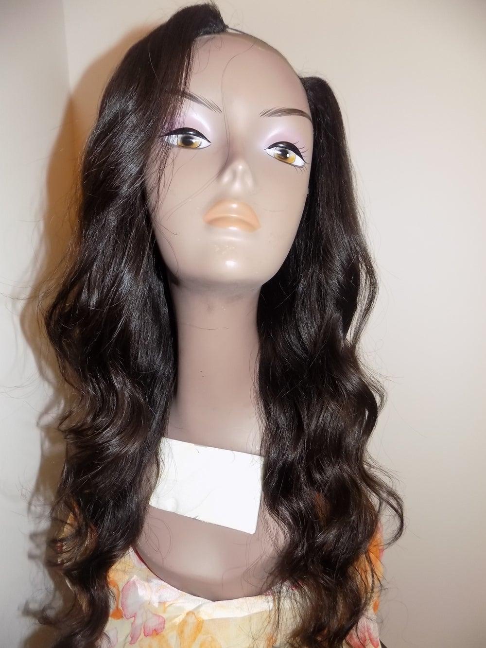 Image of Brazilian Body Wave U-Part Wig