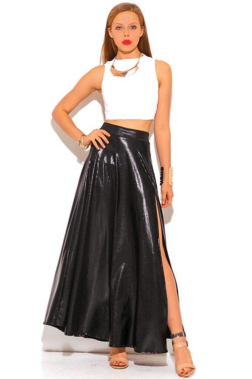 Beach Long Skirt - Slits