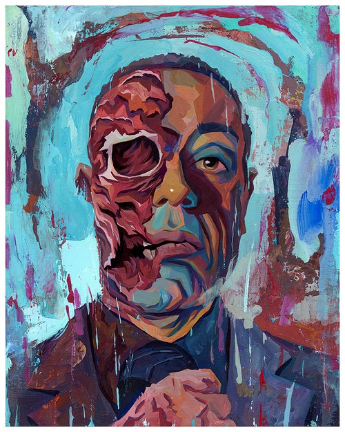 Image of Gustavo Fring (Breaking Bad) 16 x 20 Print