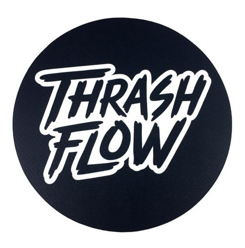 Image of Thrash Flow Logo Slipmats