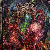 Image of EPICARDIECTOMY	Abhorrent Stench Of Posthumous Gastrorectal Desecration	Digi CD