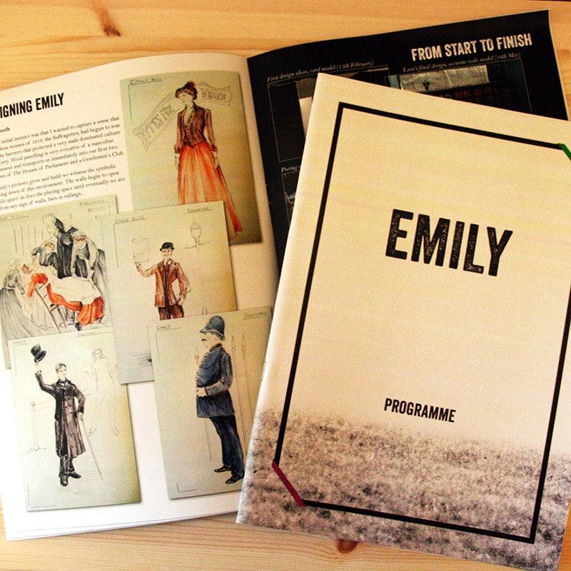 Image of Emily Programme