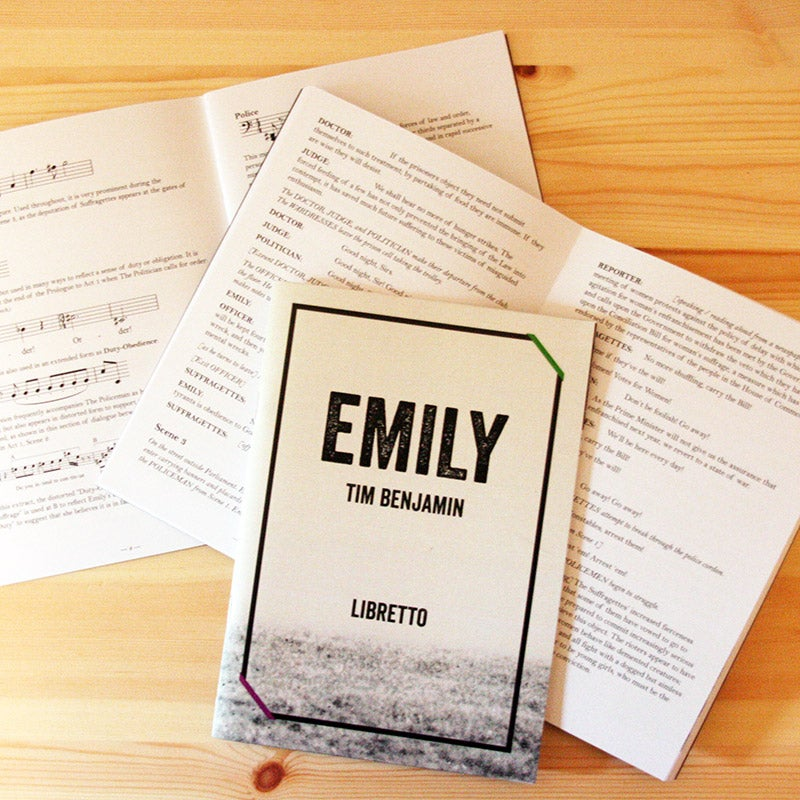 Image of Emily Libretto