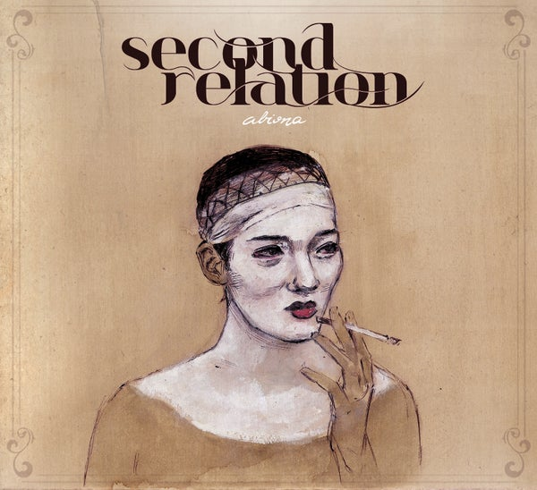 "Image of Second Relation ""Abiona"" CD"