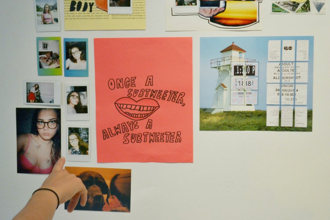 Image of RACHEL DAVIES CLUBHOUSE COLLAGES