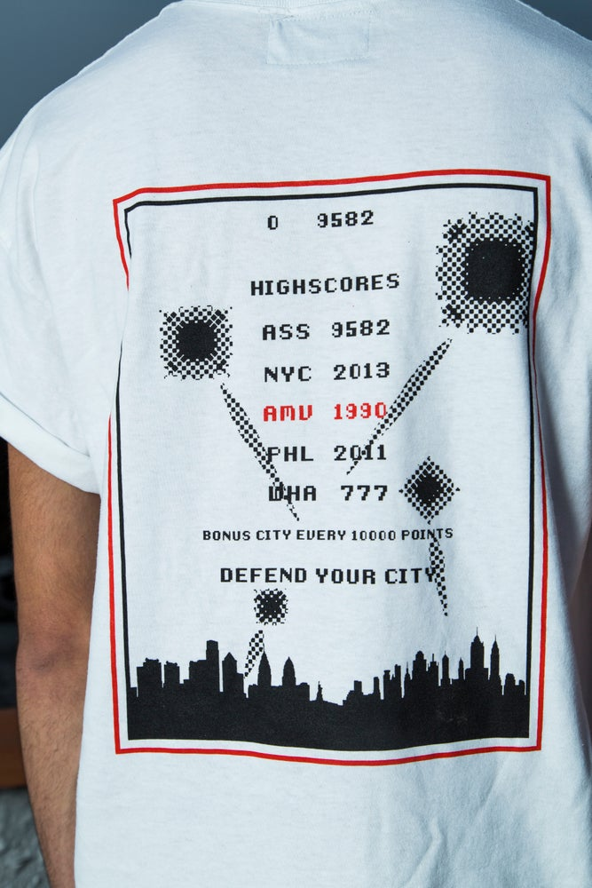 Image of The Highscore Tee