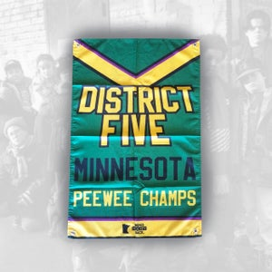 Image of District Five Flag [Free shipping]