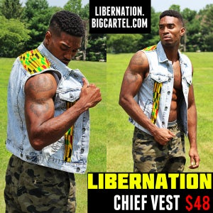 Image of LIBERNATION CHIEF VEST C