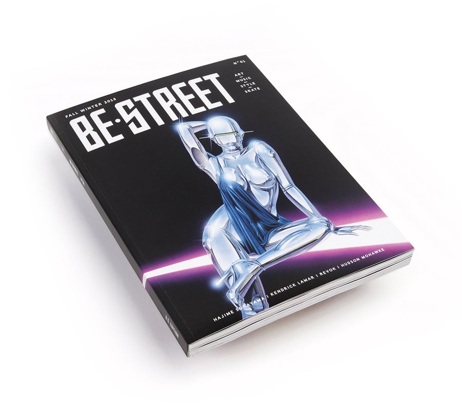 Image of Be Street U.S. issue 001
