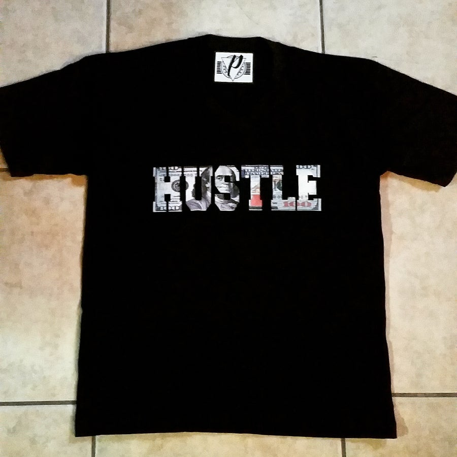 "Image of ""HUSTLE"" Tee"