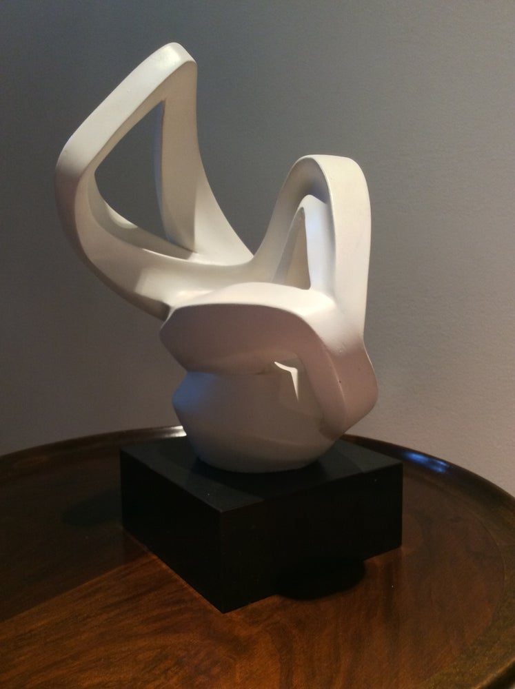 Modern Abstract Sculpture, by Sherman / Glow Modern