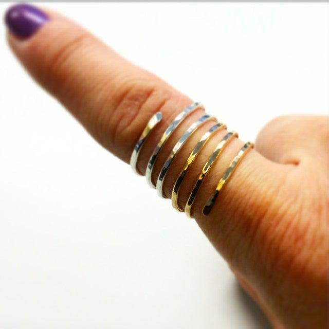 Image of Spiral Ring