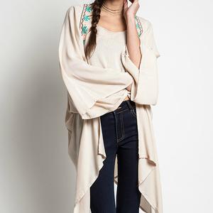 Image of The Boho Kimono (Cream)