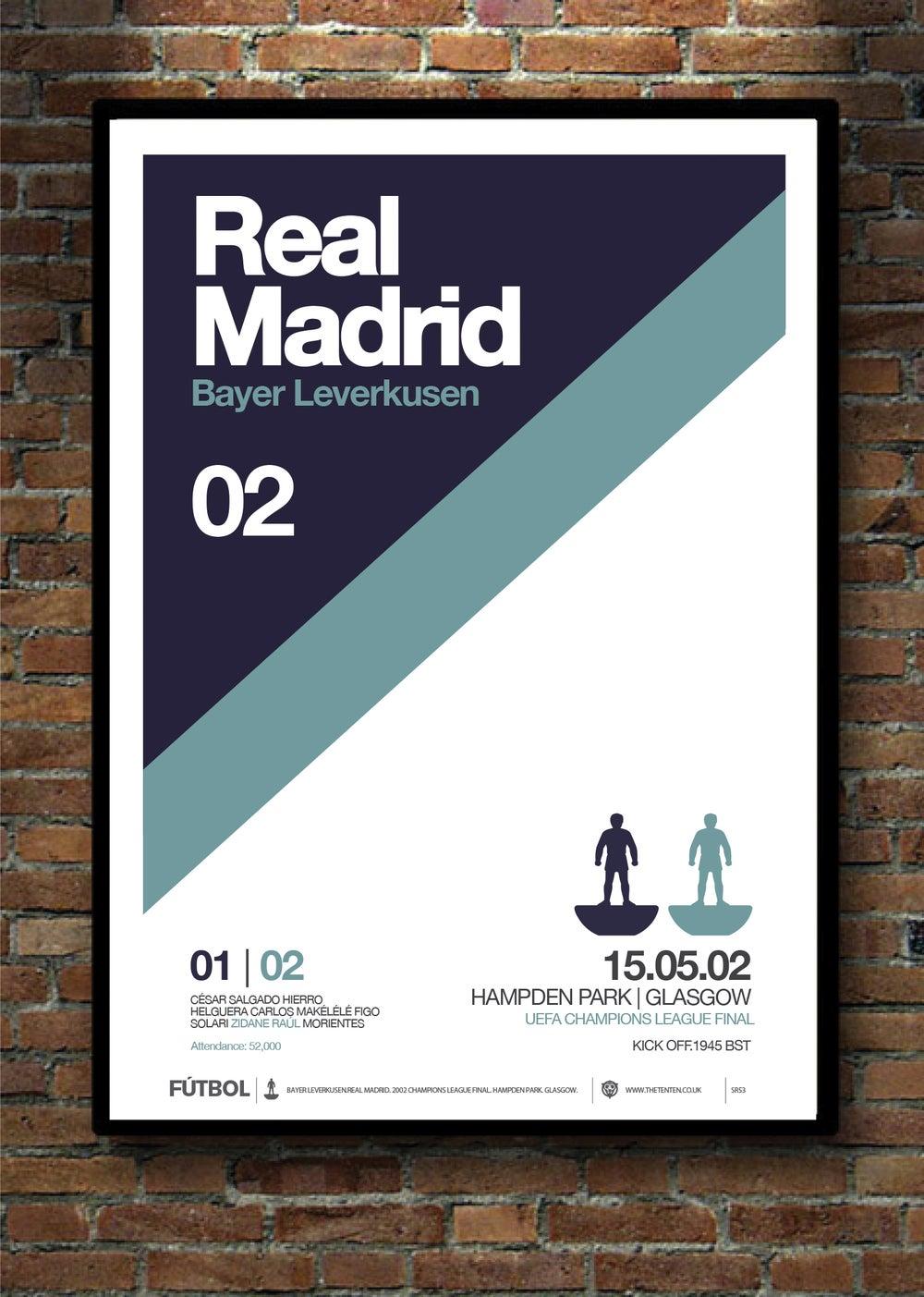 Image of REAL MADRID - BAYER LEVERKUSEN