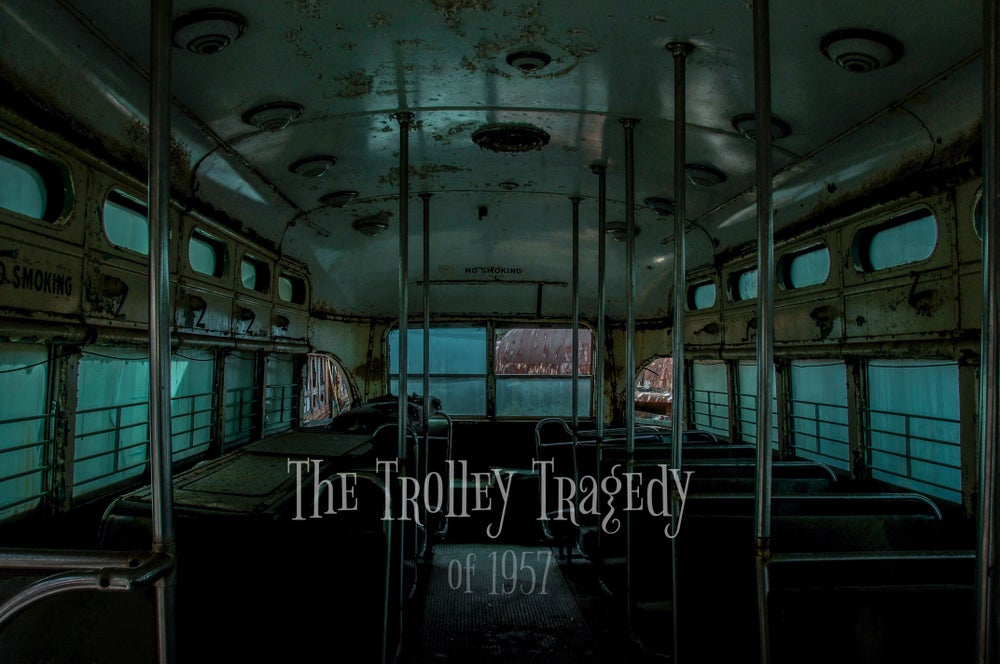 Image of The Trolley Tragedy of 1957 (eBook)