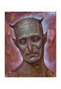 "Image of ""Serenity Demon"" Limited Edition Print"