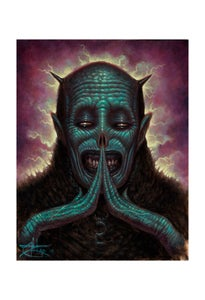 "Image of ""Sinister"" Limited Edition Print"