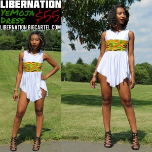 Image of New LiberNation Yemoja Dress