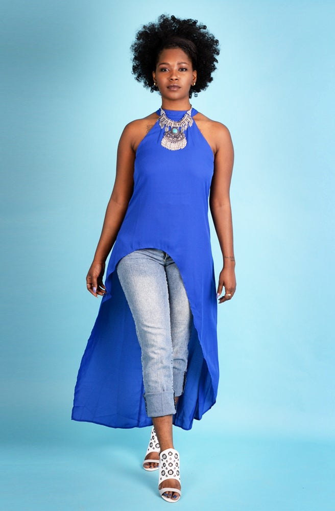 Image of FOR THE LONG HAUL MAXI TOP