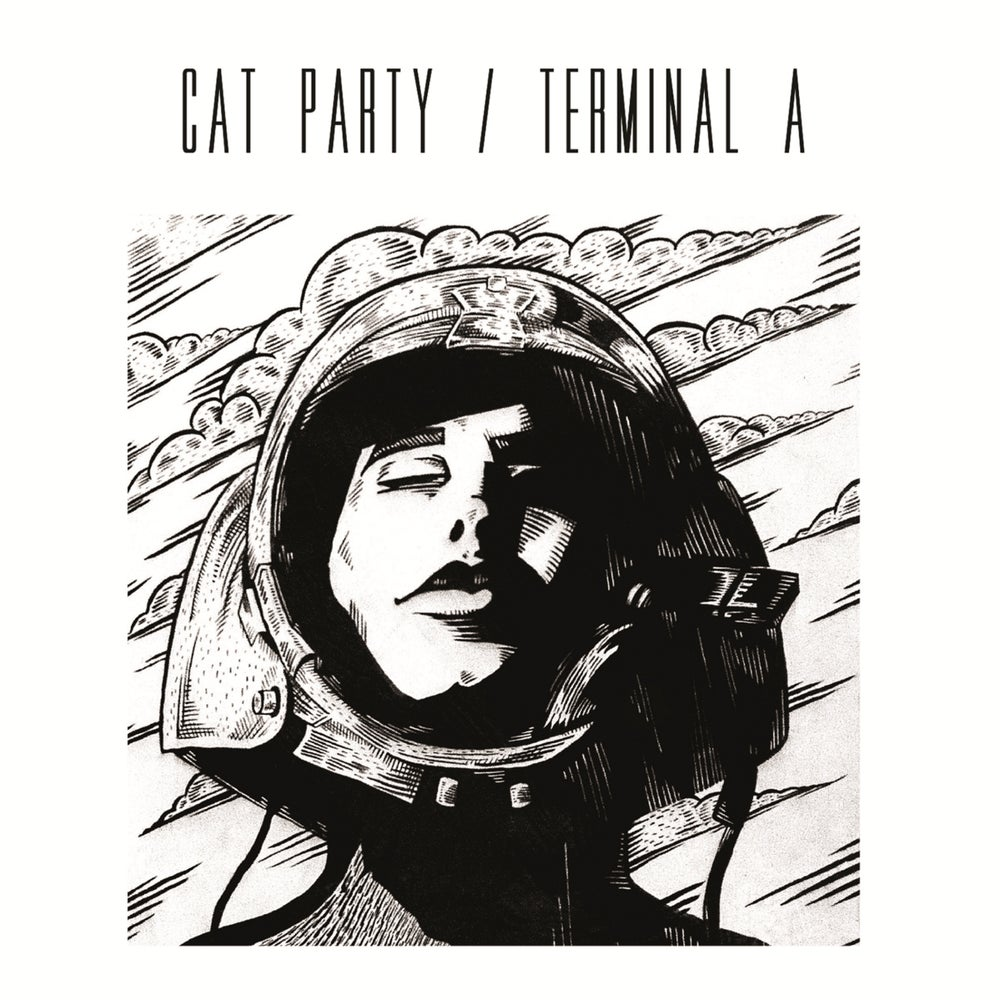 Image of Shadowhouse / Terminal A / Cat Party / Etilo Mantalini 4 way split 7""