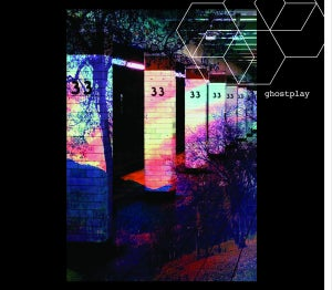 Image of Ghostplay '33' EP - CD