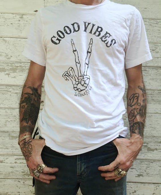 Image of GOOD VIBES T