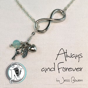 Image of Always and Forever NTIO Necklace by Jess Bowen