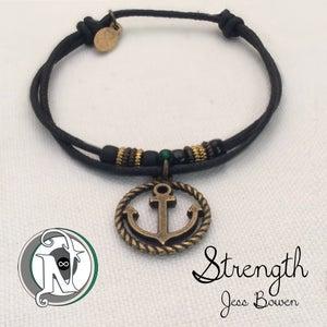 Image of Strength NTIO Bracelet By Jess Bowen