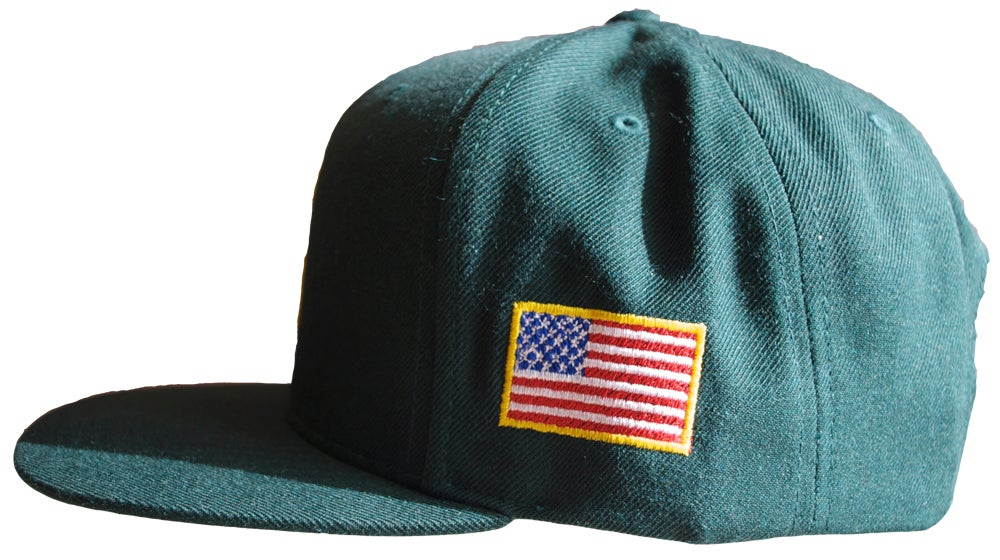 Image of S SnapBack | GREEN