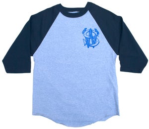 Image of SW Baseball T-Shirt | BLUE