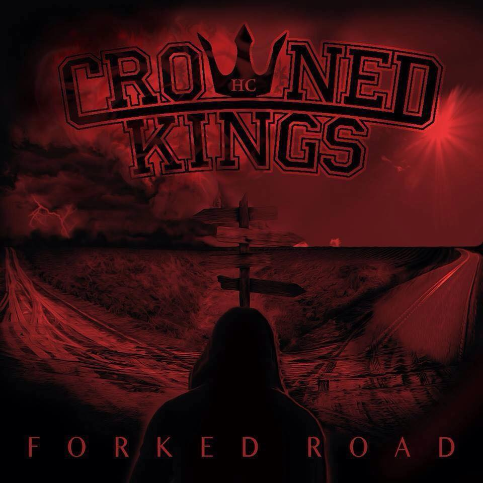 Image of Crowned Kings - Forked Road CD