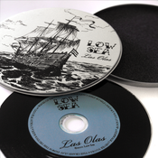 Image of 'Las Olas' Album - Ltd Edition of 250 CD tin / FREE worldwide shipping