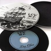 Image of 'Las Olas' Album - Ltd Edition of 250 CD tin / FREE worldwide shipping