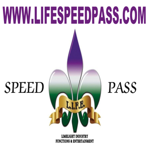 Image of L.I.F.E. SPEED PASS© (ALL RIGHTS RESERVED BY L.I.F.E.)